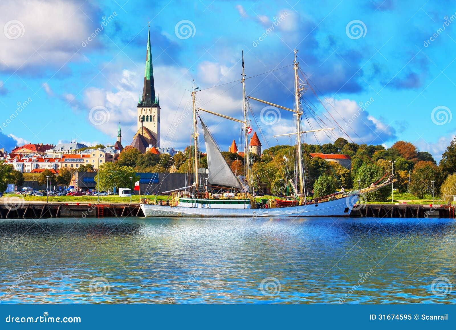 Πανόραμα του Ταλίν, Εσθονία