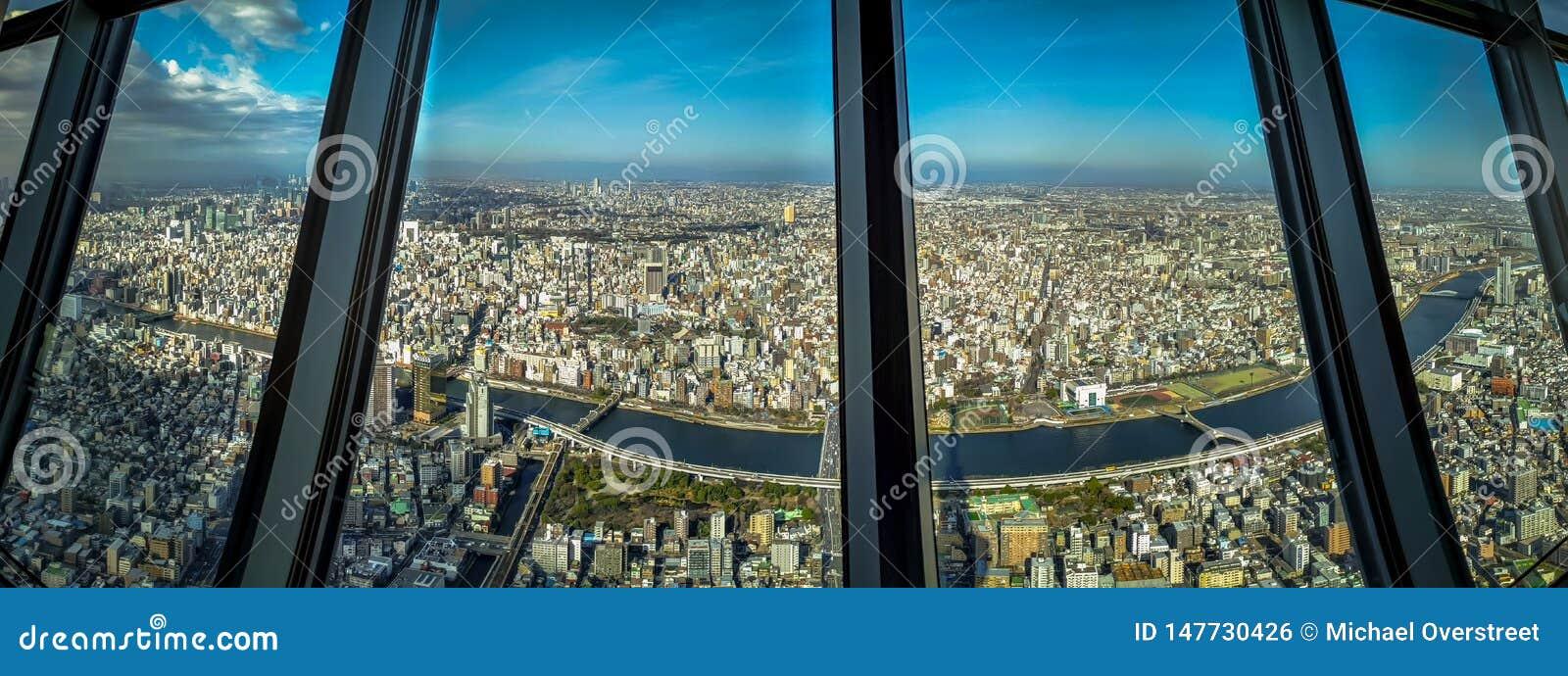 Πανόραμα του Τόκιο