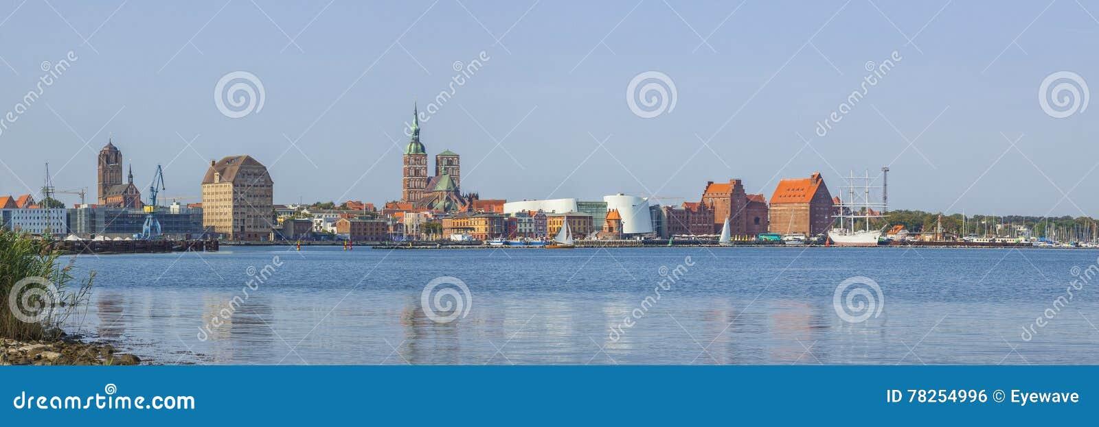 Πανόραμα Stralsund