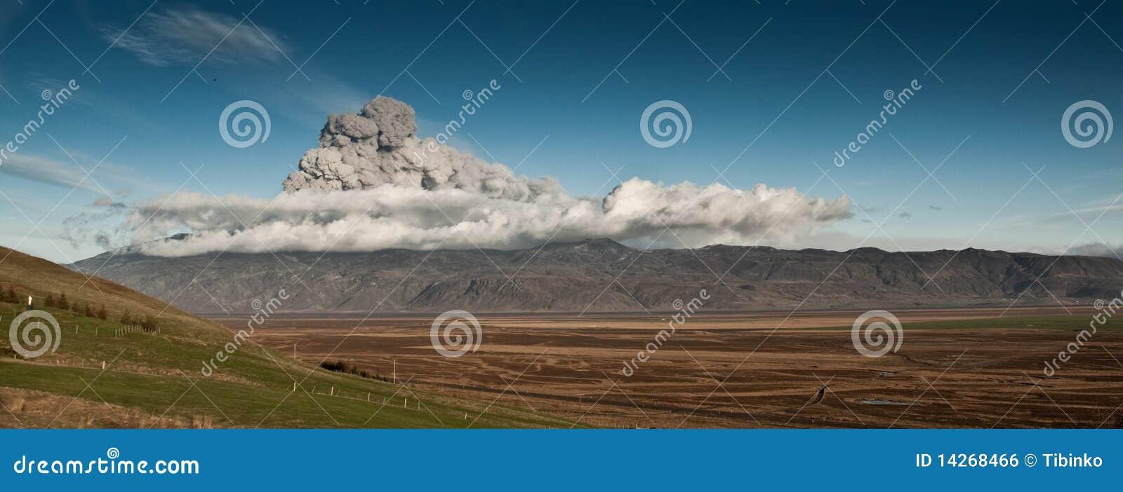 πανόραμα volcan