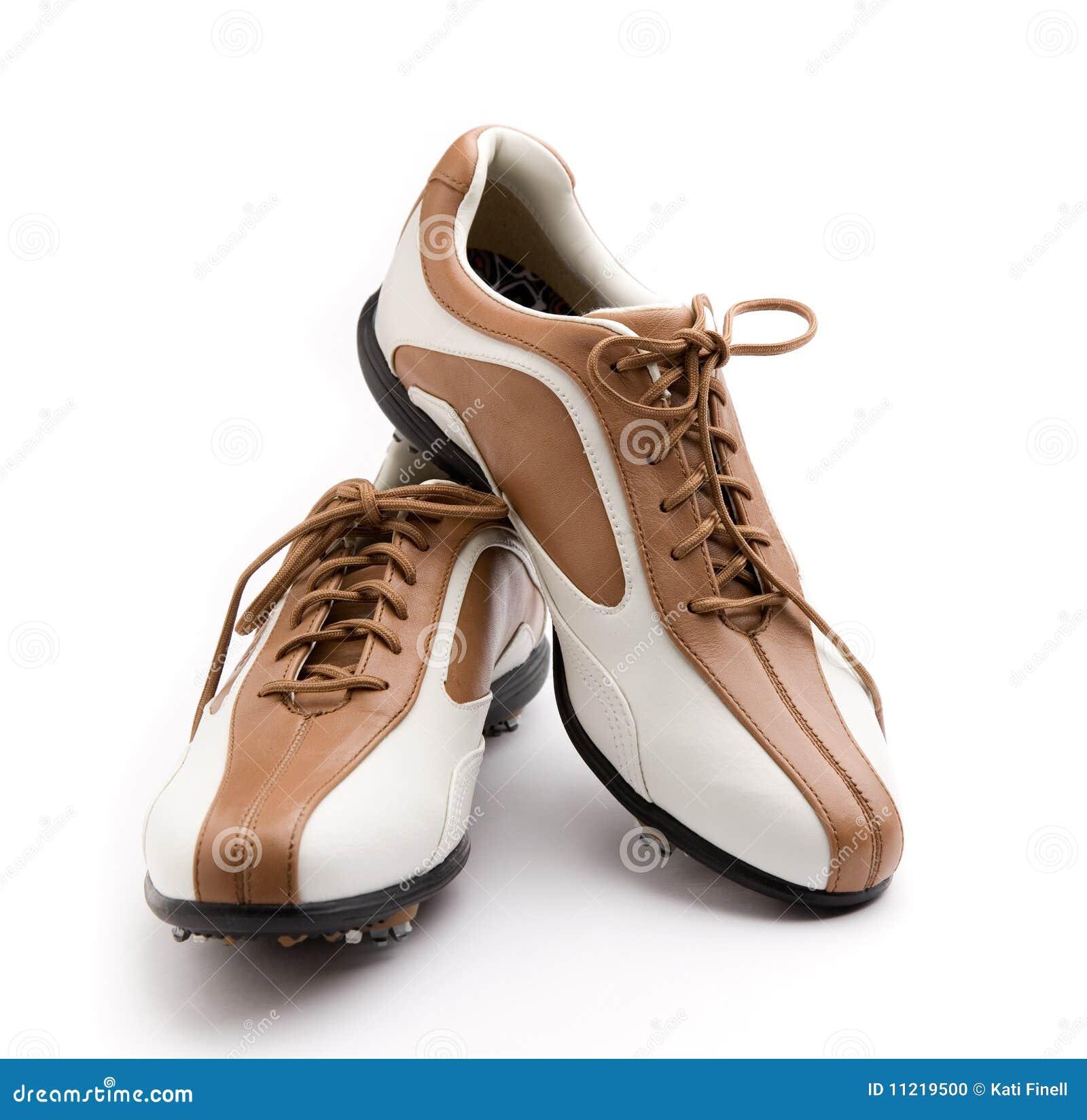 e9672fe4b97 παπούτσια γκολφ στοκ εικόνες. εικόνα από δέρμα, leisure - 11219500