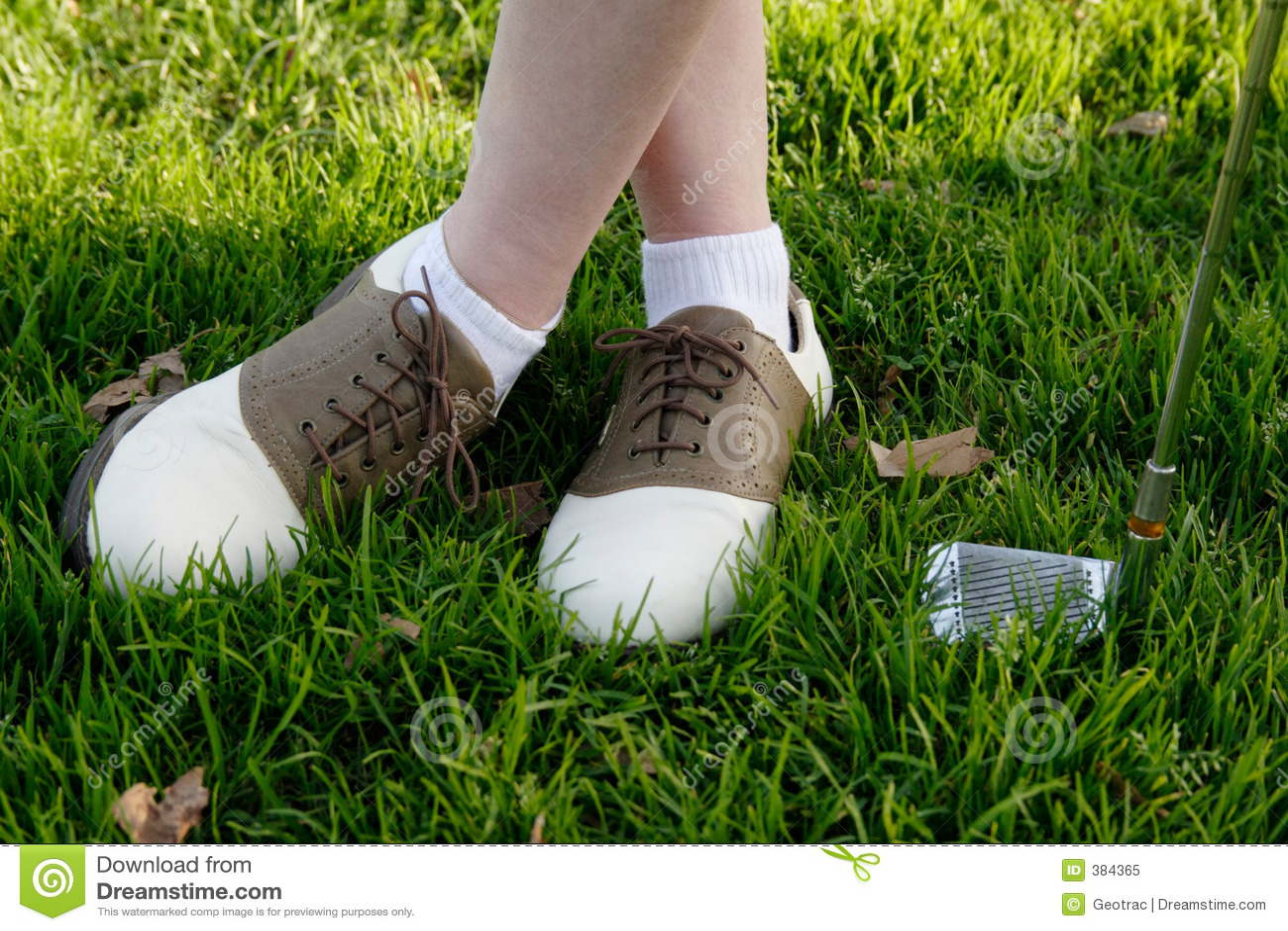παπούτσια γκολφ