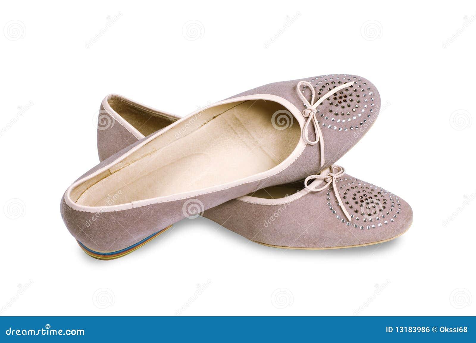 παπούτσια κρυστάλλων