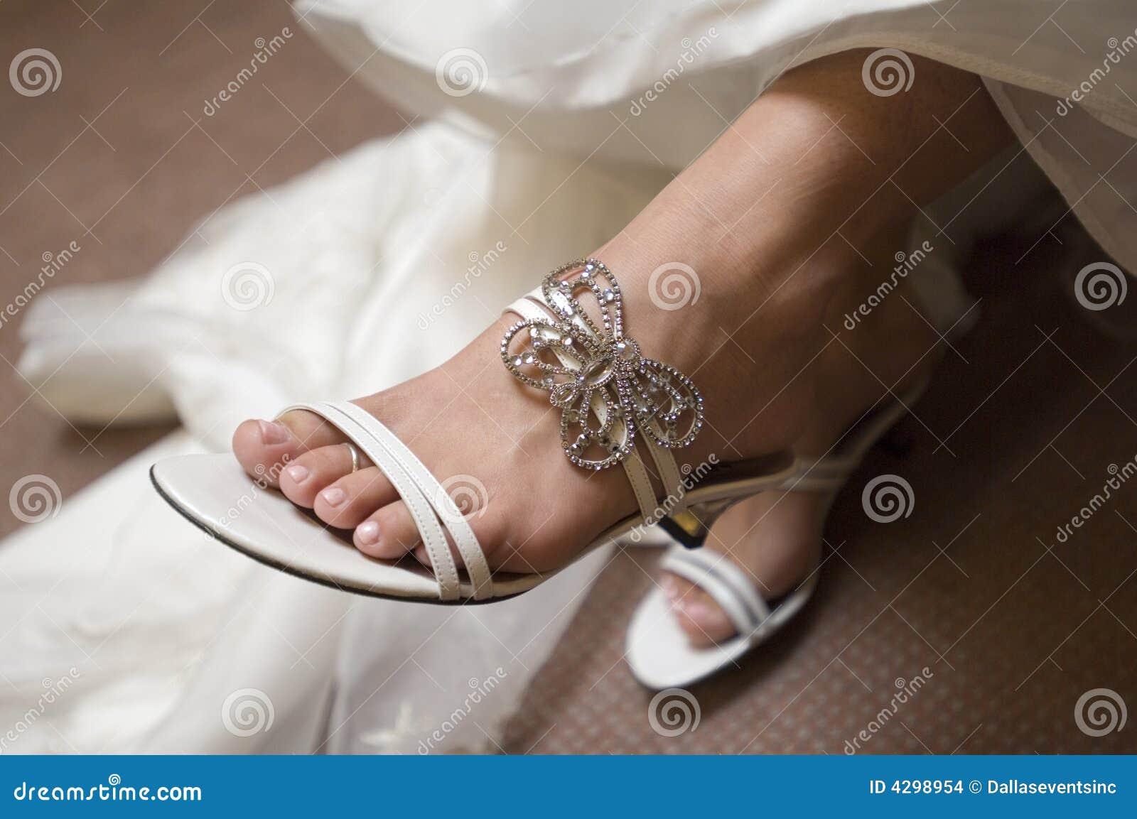παπούτσια νυφών