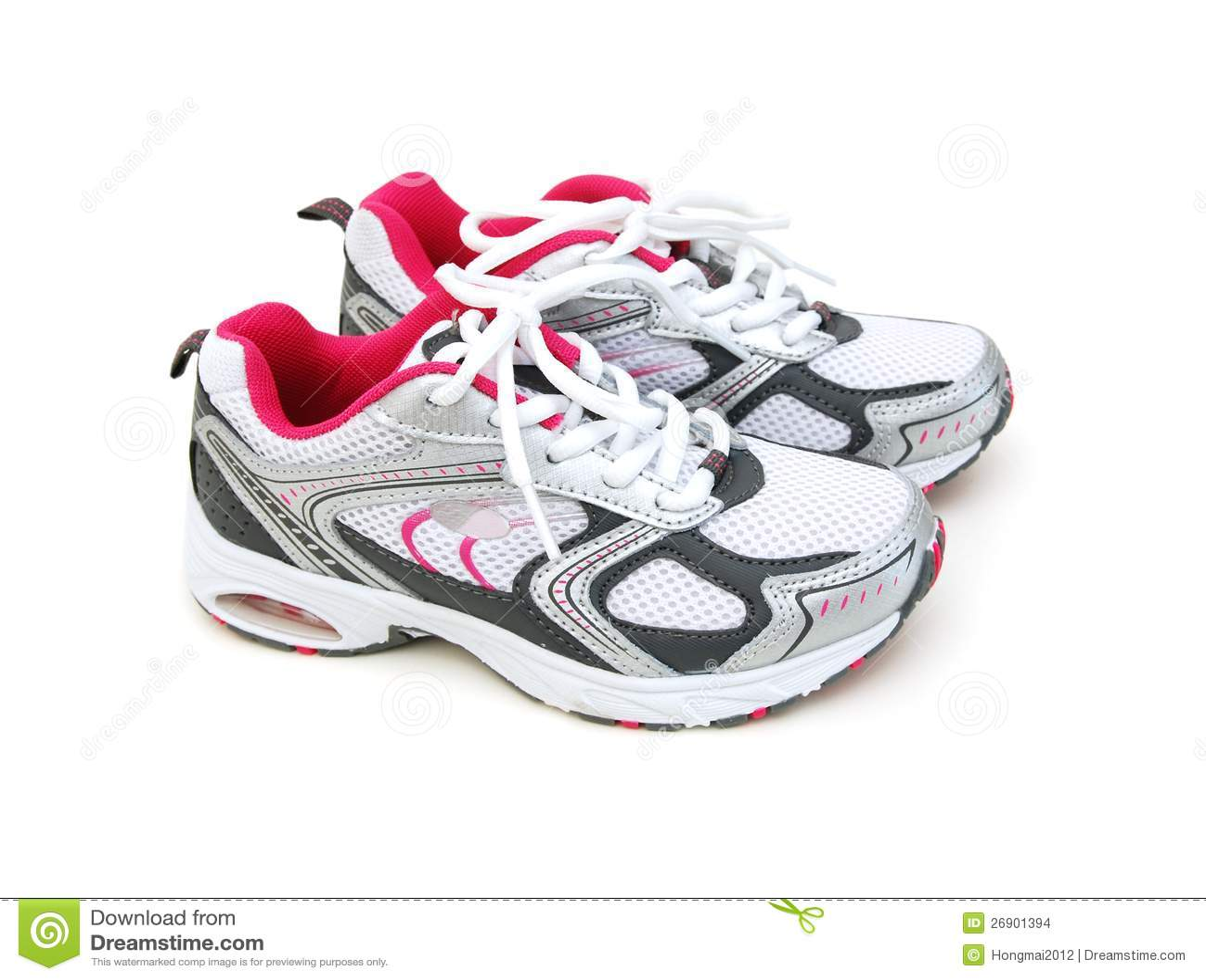 f8d459e2b85 Παπούτσια που απομονώνονται αθλητικά Στοκ Εικόνες - εικόνα από ...