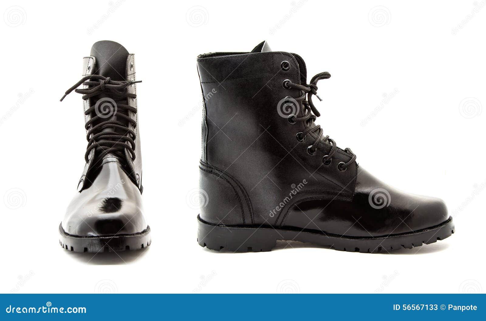 Download Παπούτσι στρατιωτών στοκ εικόνα. εικόνα από δέρμα, αγώνας - 56567133
