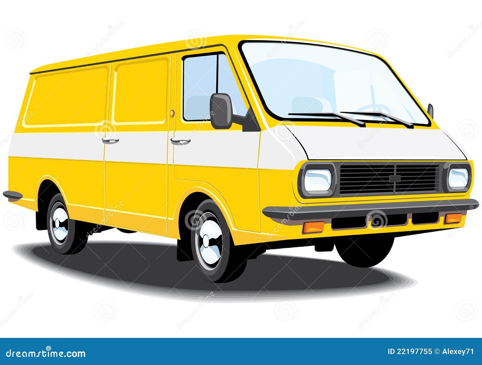 Παράδοση και φορτηγό φορτίου