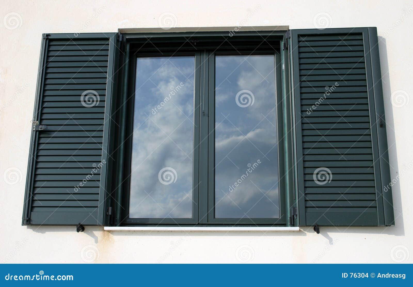 παράθυρο αντανάκλασης