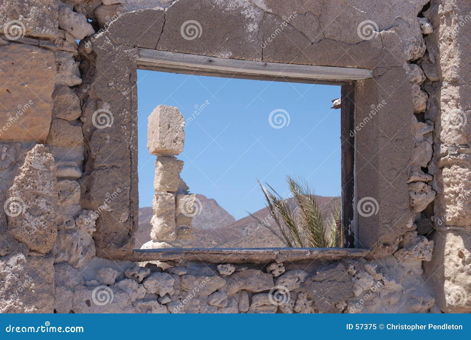 παράθυρο isla Carmen