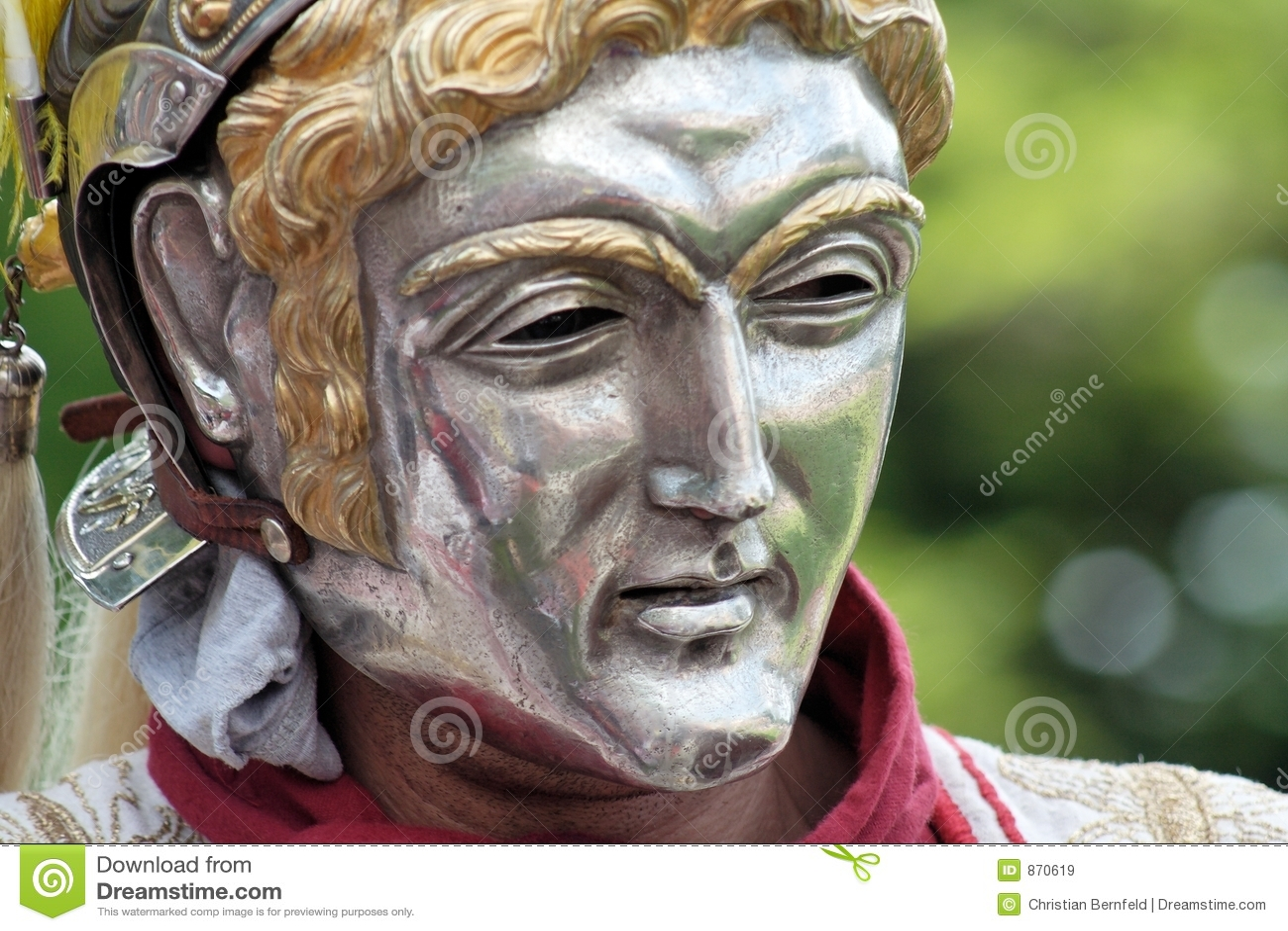 παρέλαση Ρωμαίος μασκών