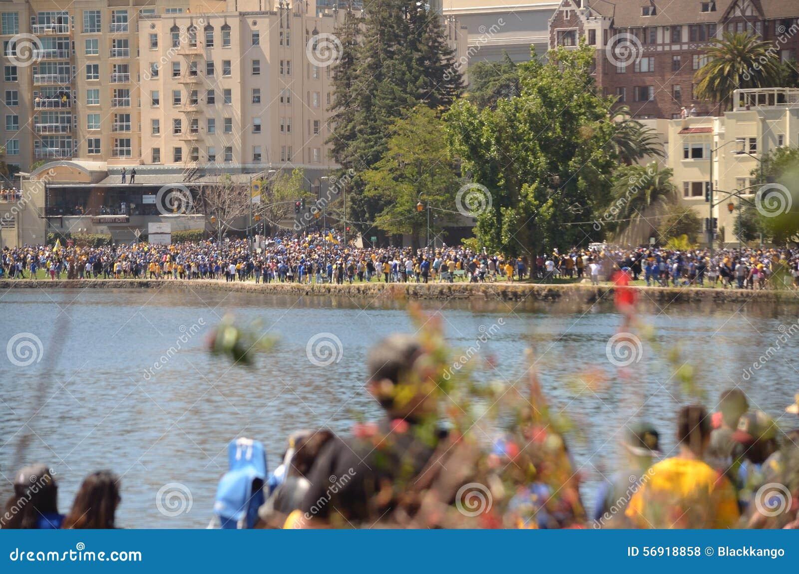Παρέλαση νίκης πολεμιστών Χρυσής Πολιτείας