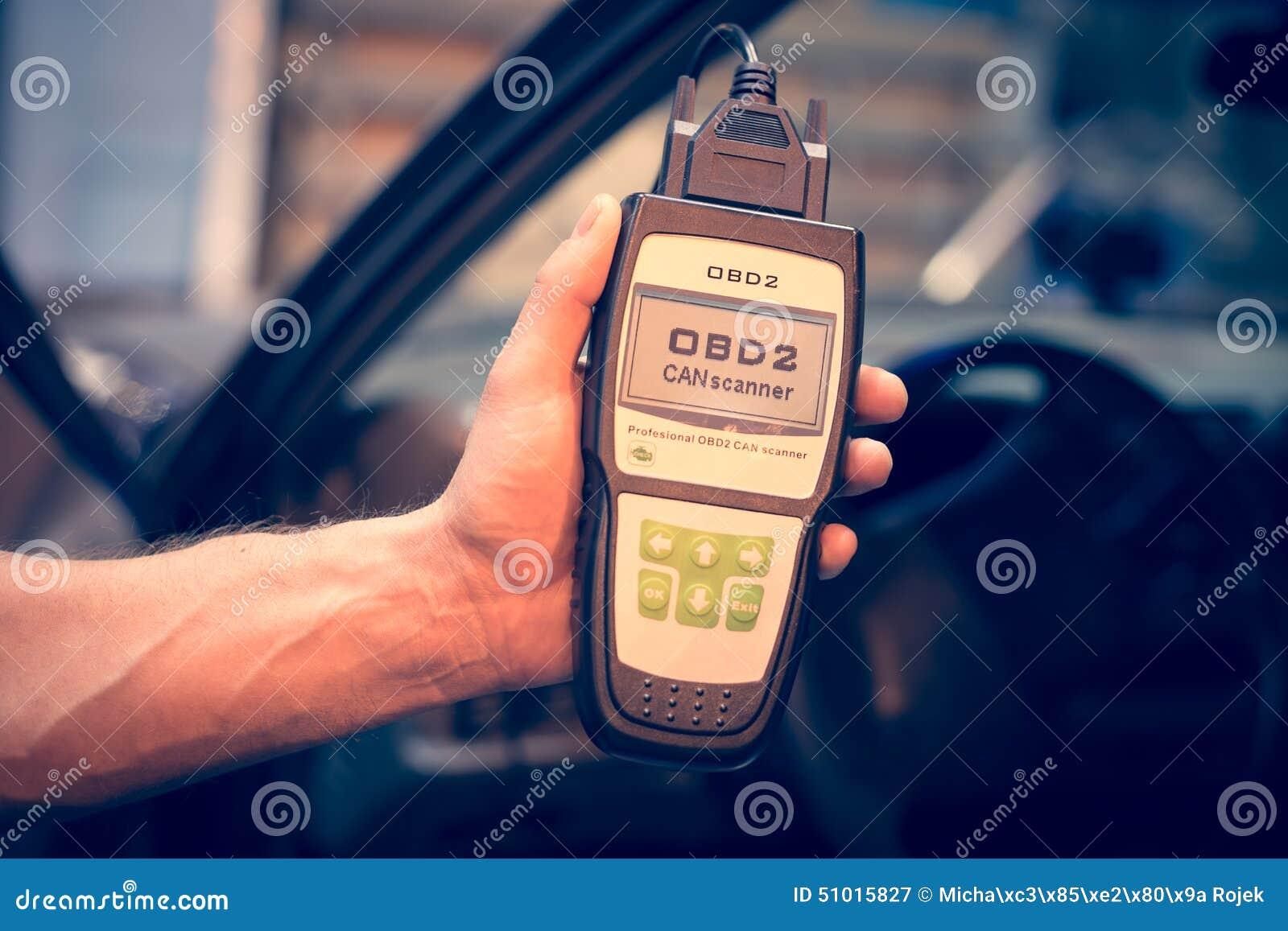 Παραγωγή των διαγνωστικών αυτοκινήτων που χρησιμοποιούν τη συσκευή OBD