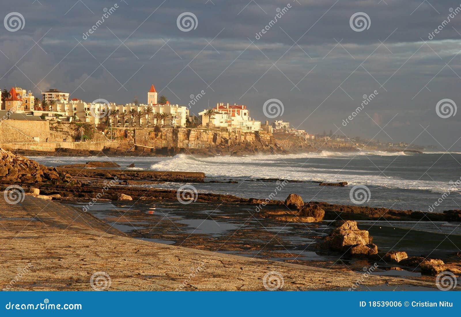 παραλία Εστορίλ Πορτογα