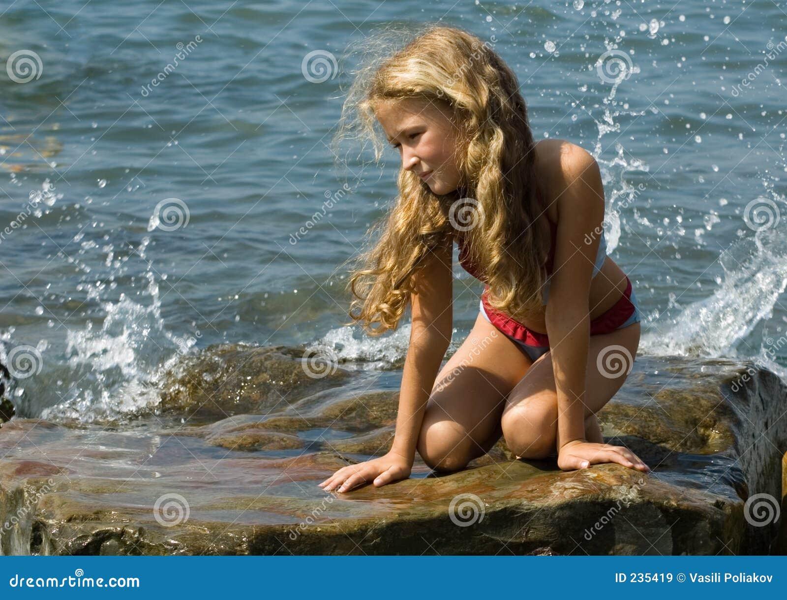 παραλία κοριτσιών