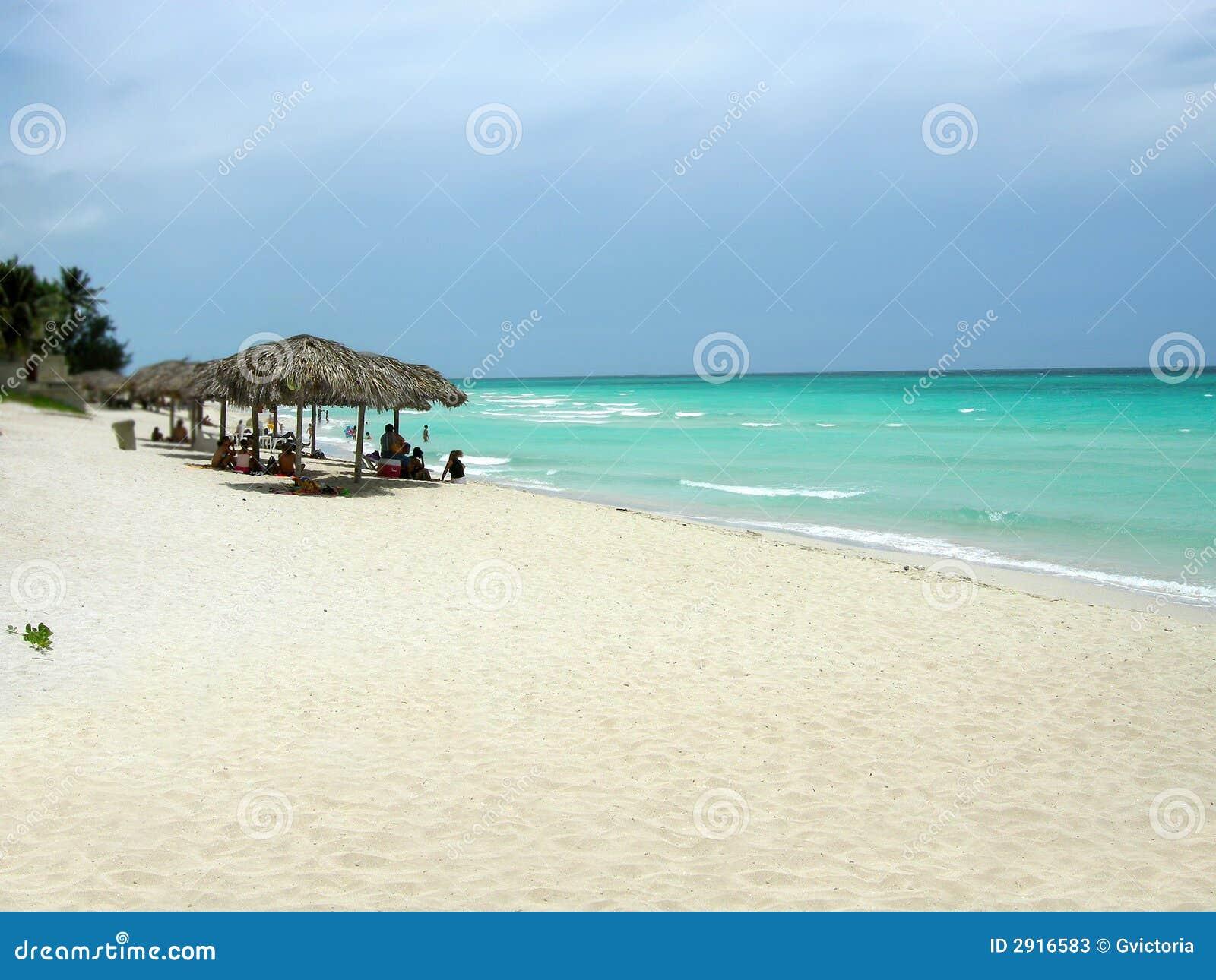 παραλία Κούβα Varadero