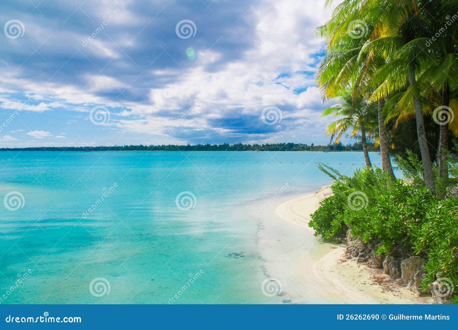 Παραλία παραδείσου