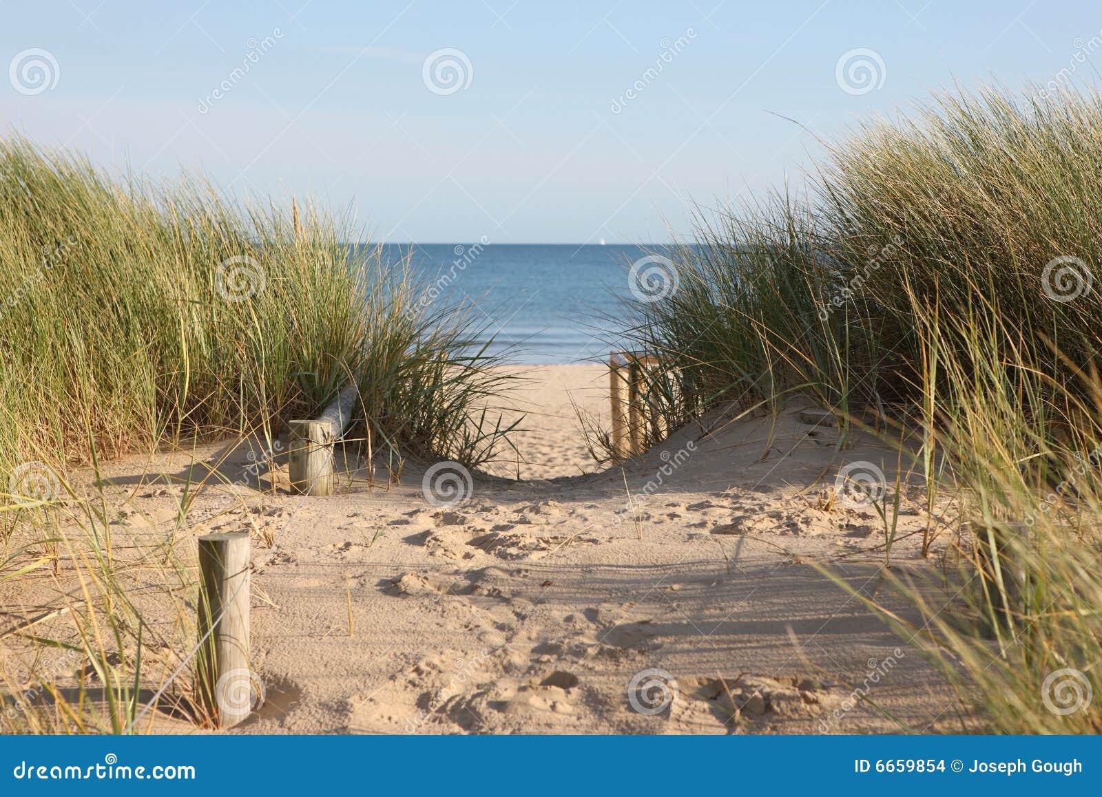 παραλία πρόσβασης