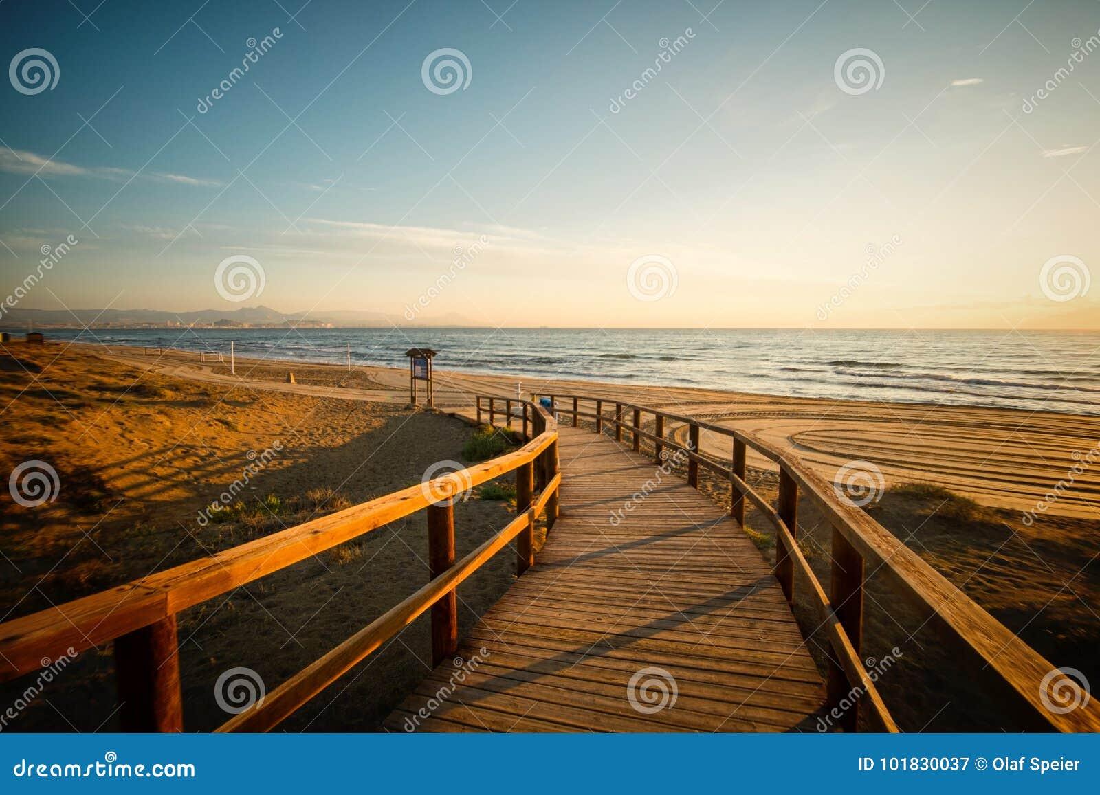 Παραλία της Pola Santa