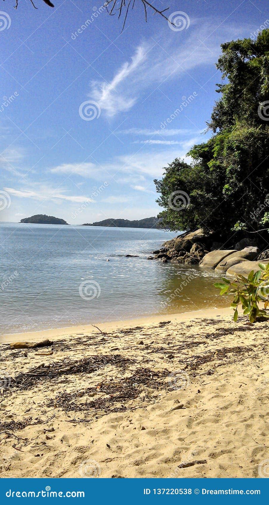 Παραλία Fazenda σε Paraty