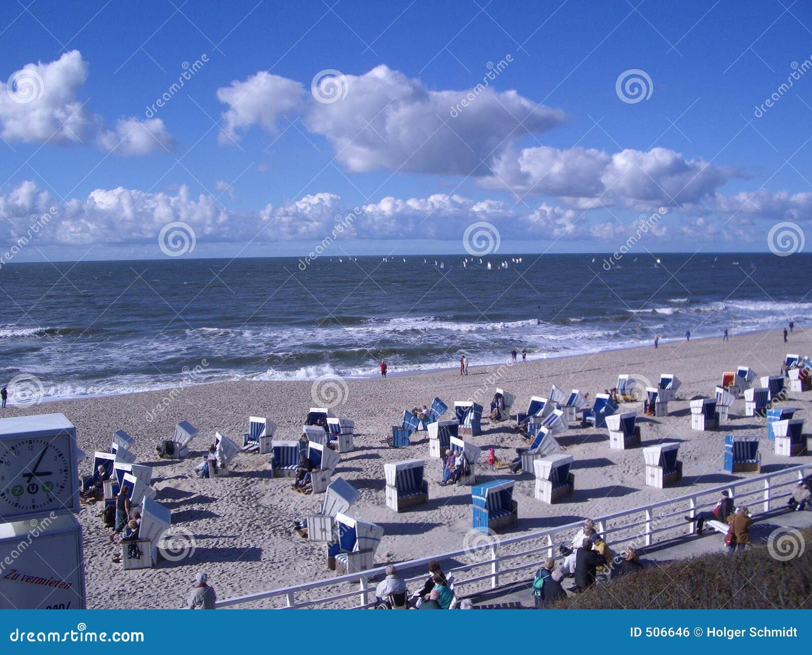 παραλία sylt