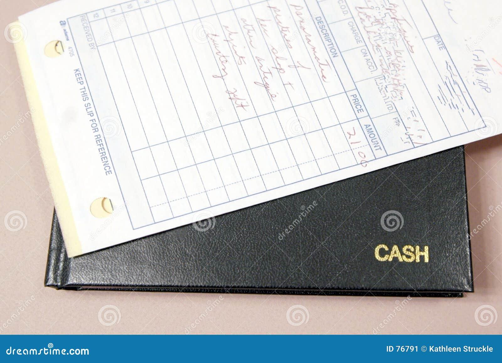 παραλαβές μετρητών βιβλίων