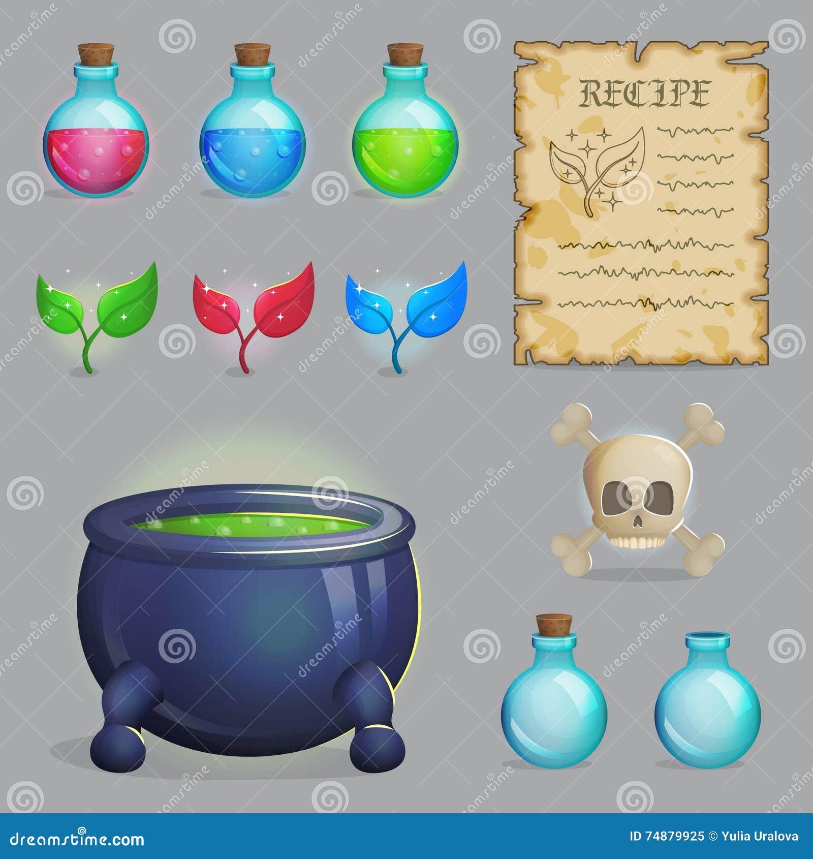 Παρασκευάστε ένα μαγικό σύνολο φίλτρων εικονιδίων