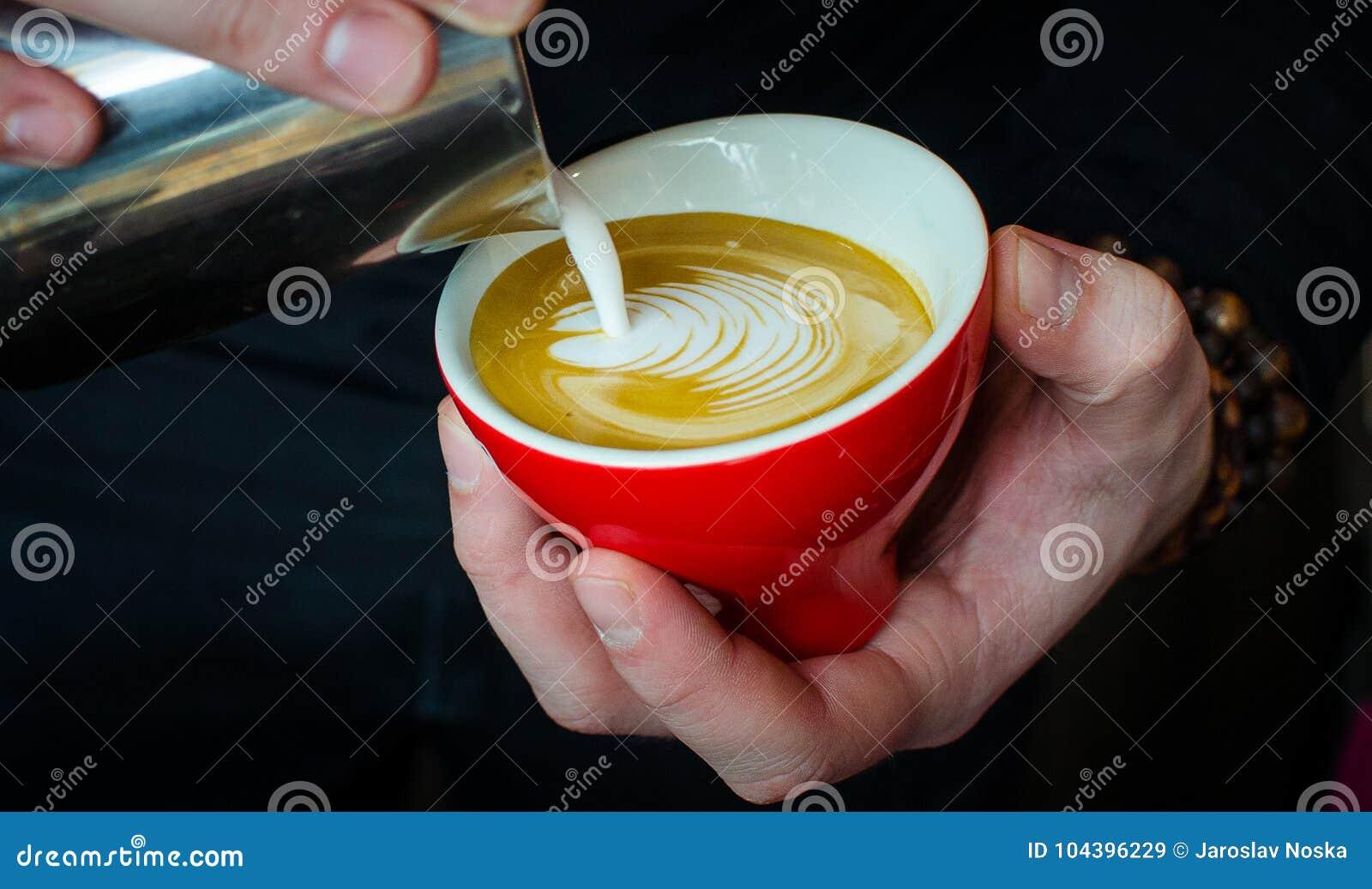 Παρασκευή καφέ Barista