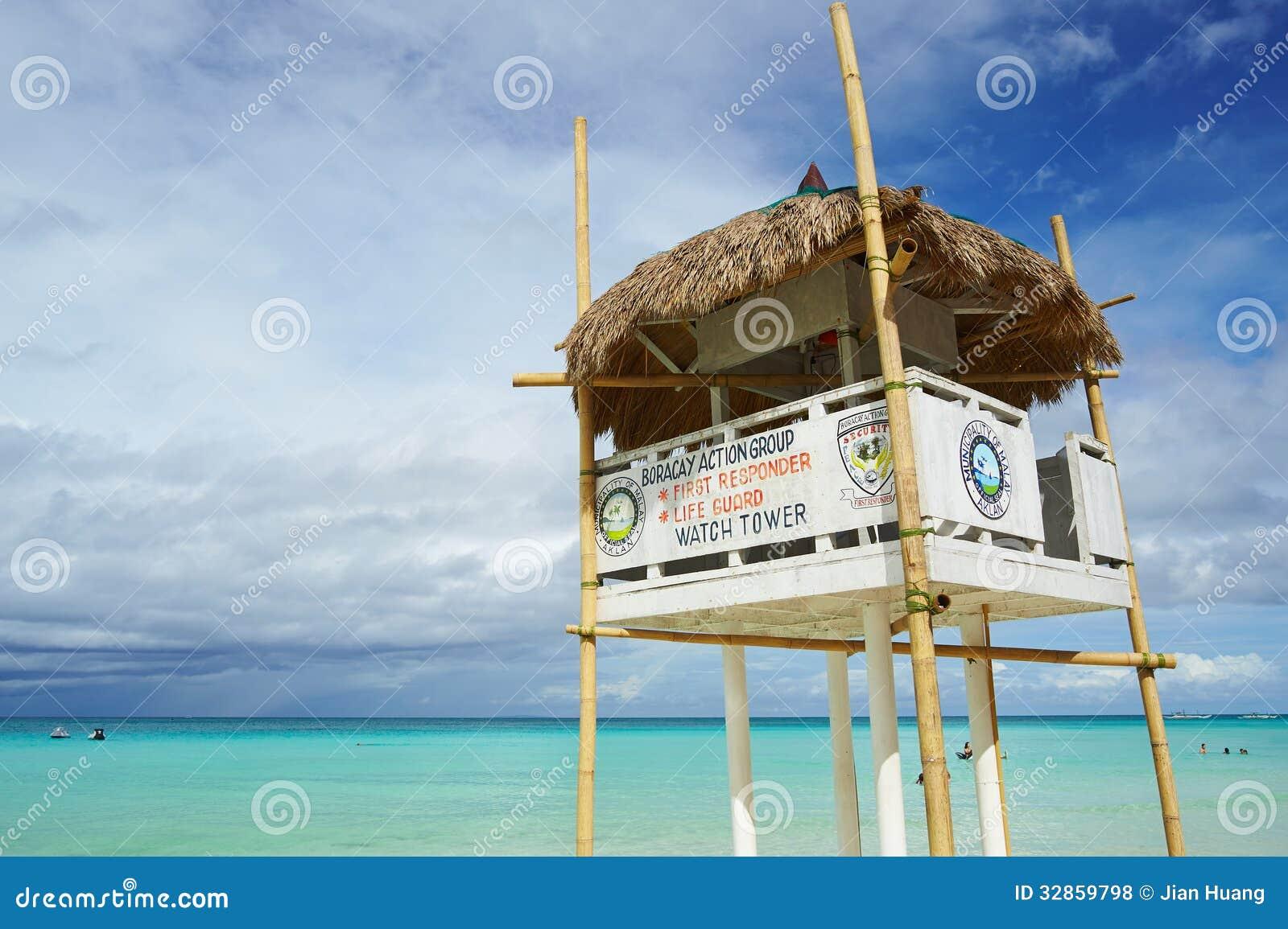 Παρατηρητήριο στο νησί Boracay