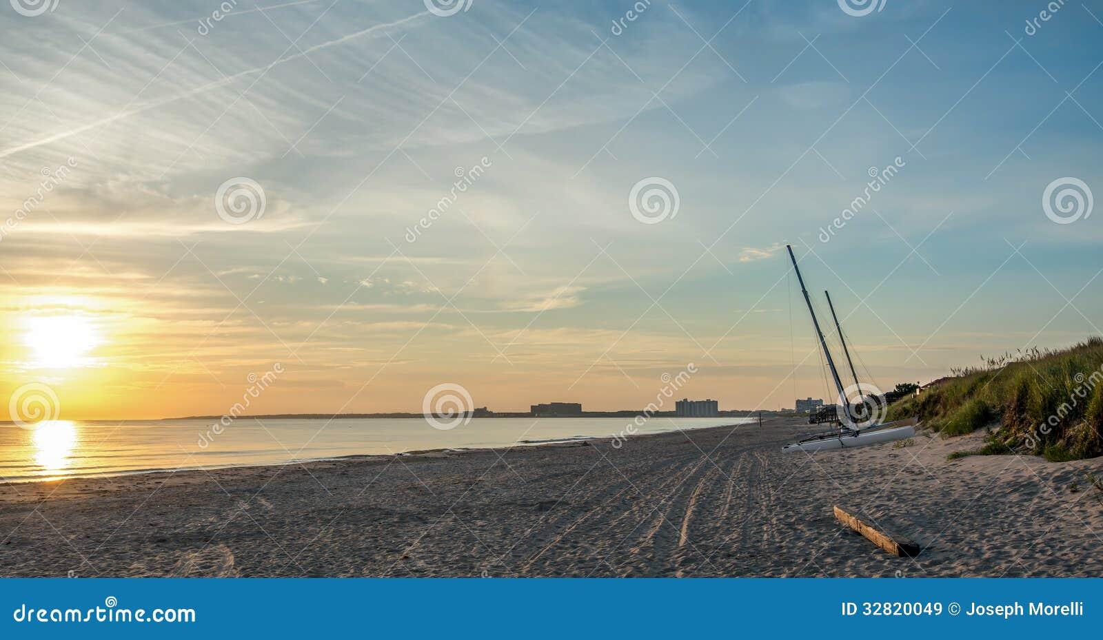 Παραλία νεοσσού, Va.