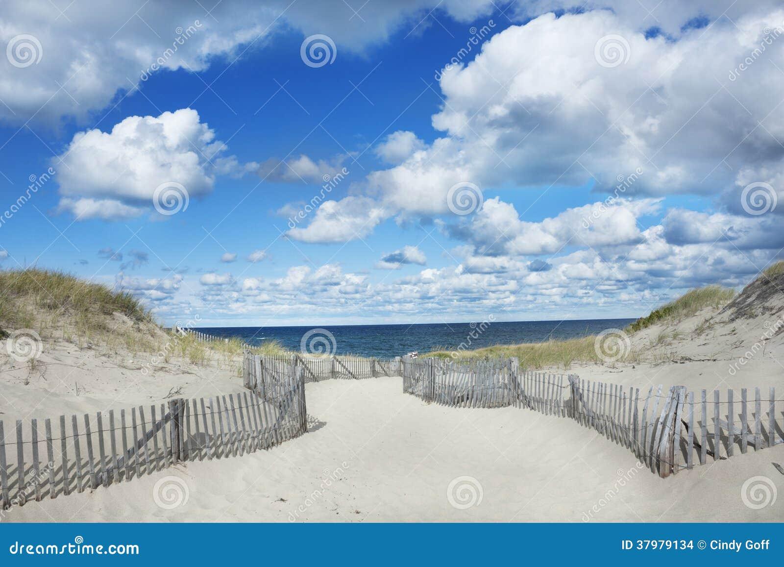Παραλία σημείου φυλών, Provincetown Μασαχουσέτη