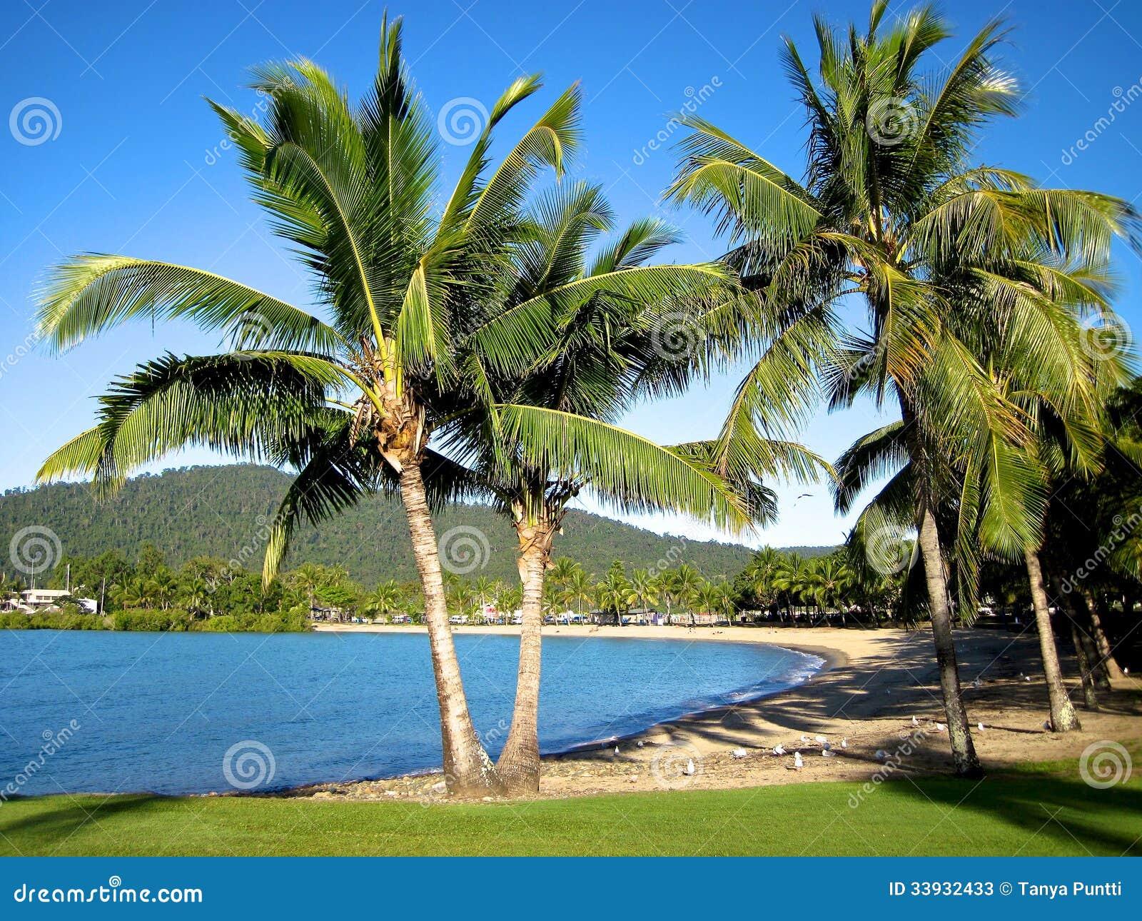 Παραλία Airlie στο Whitsundays