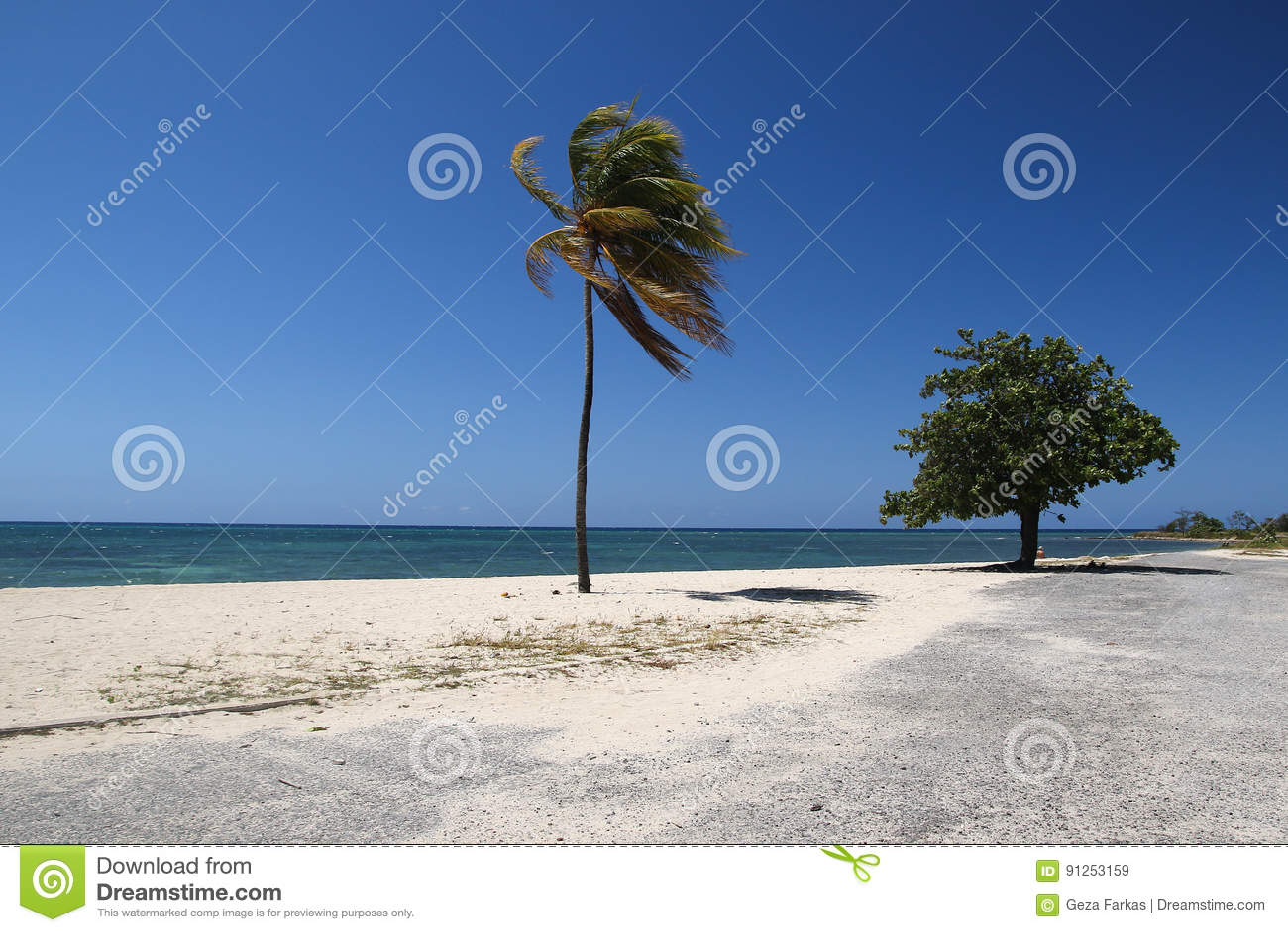 Παραλία Ancon, Τρινιδάδ Κούβα