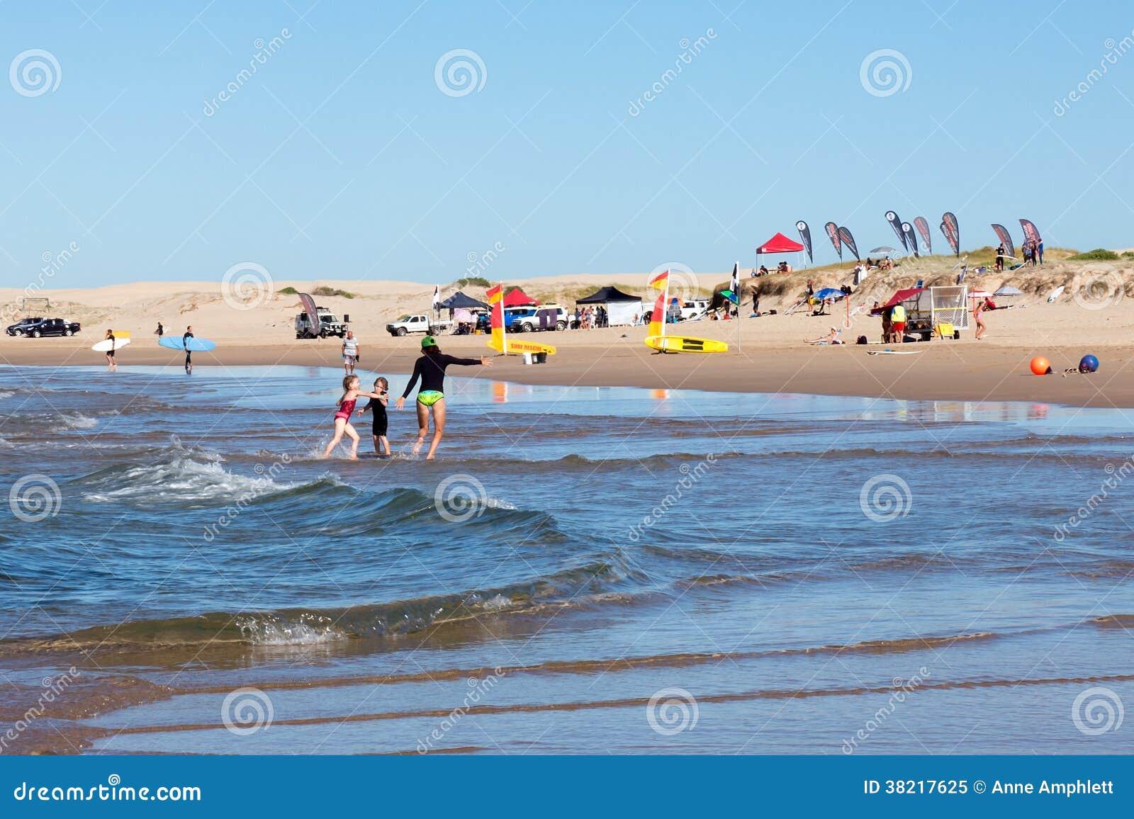 Παραλία Birubi