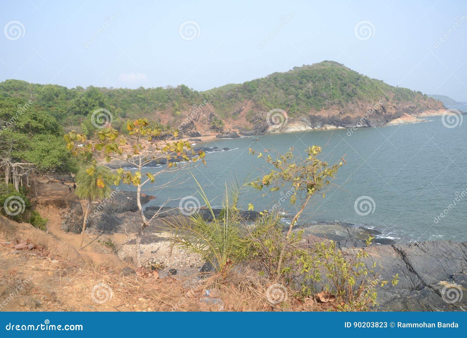 Παραλία Gokarna