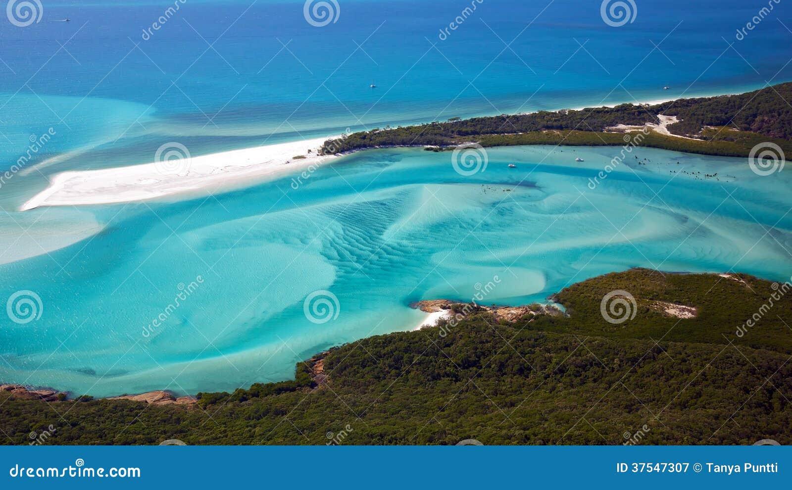 Παραλία Whitsundays Whitehaven