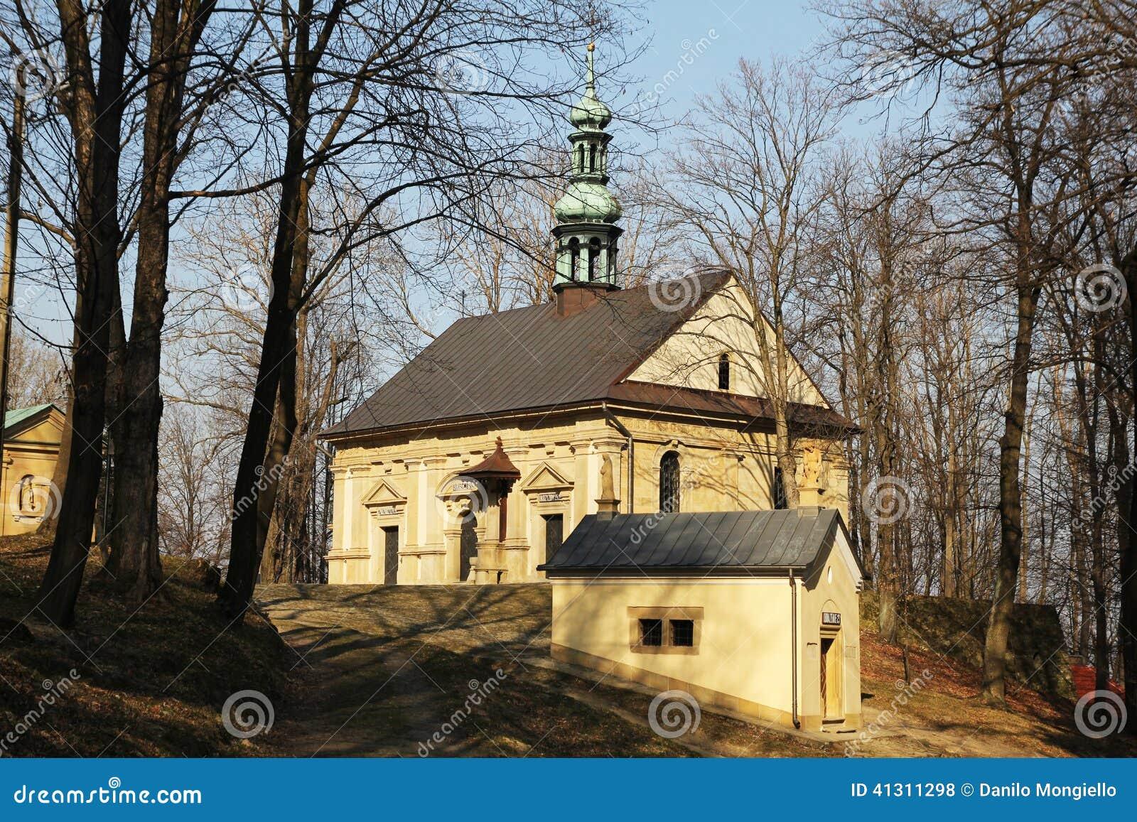 Παρεκκλησια στο kalwaria