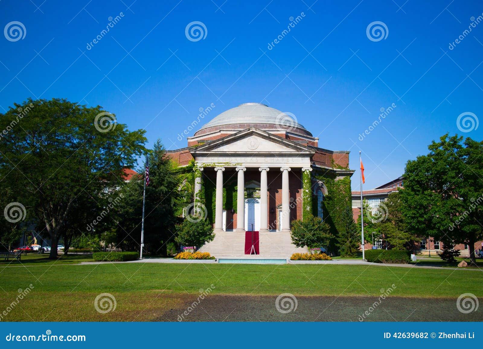 Παρεκκλησι Hendricks στο πανεπιστήμιο των Συρακουσών