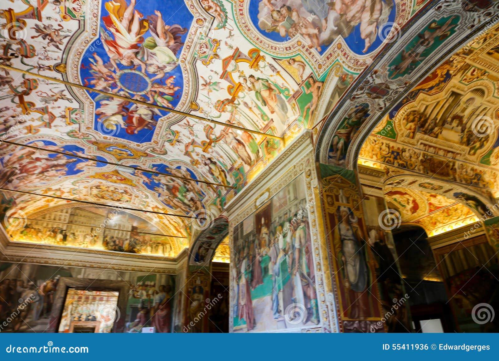 Παρεκκλησι Sistine (Cappella Sistina) - Βατικανό, Ρώμη - Ιταλία