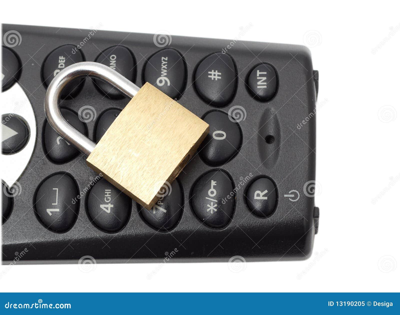 παρεμποδισμένο τηλέφωνο