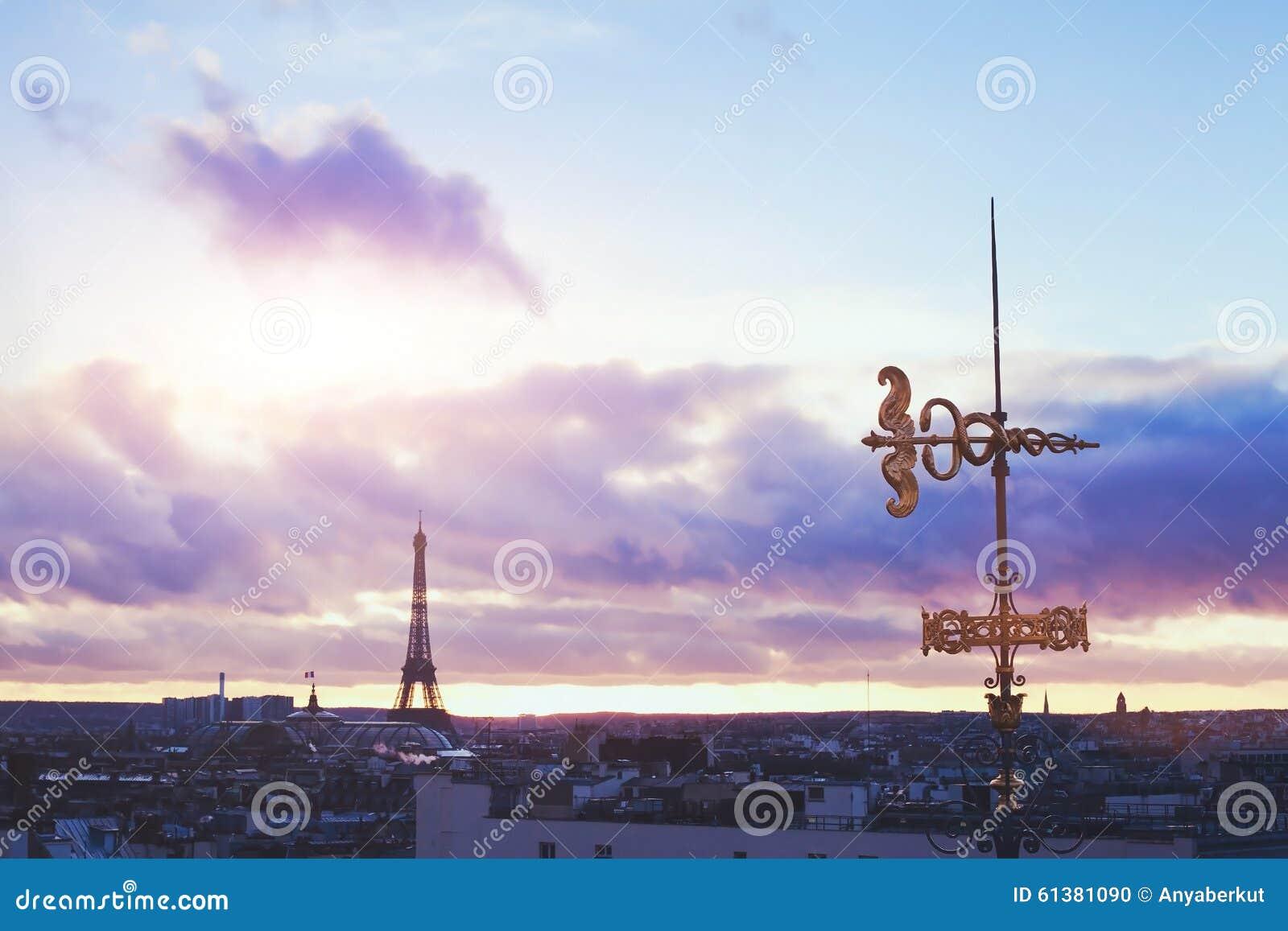 Παρισινές στέγες