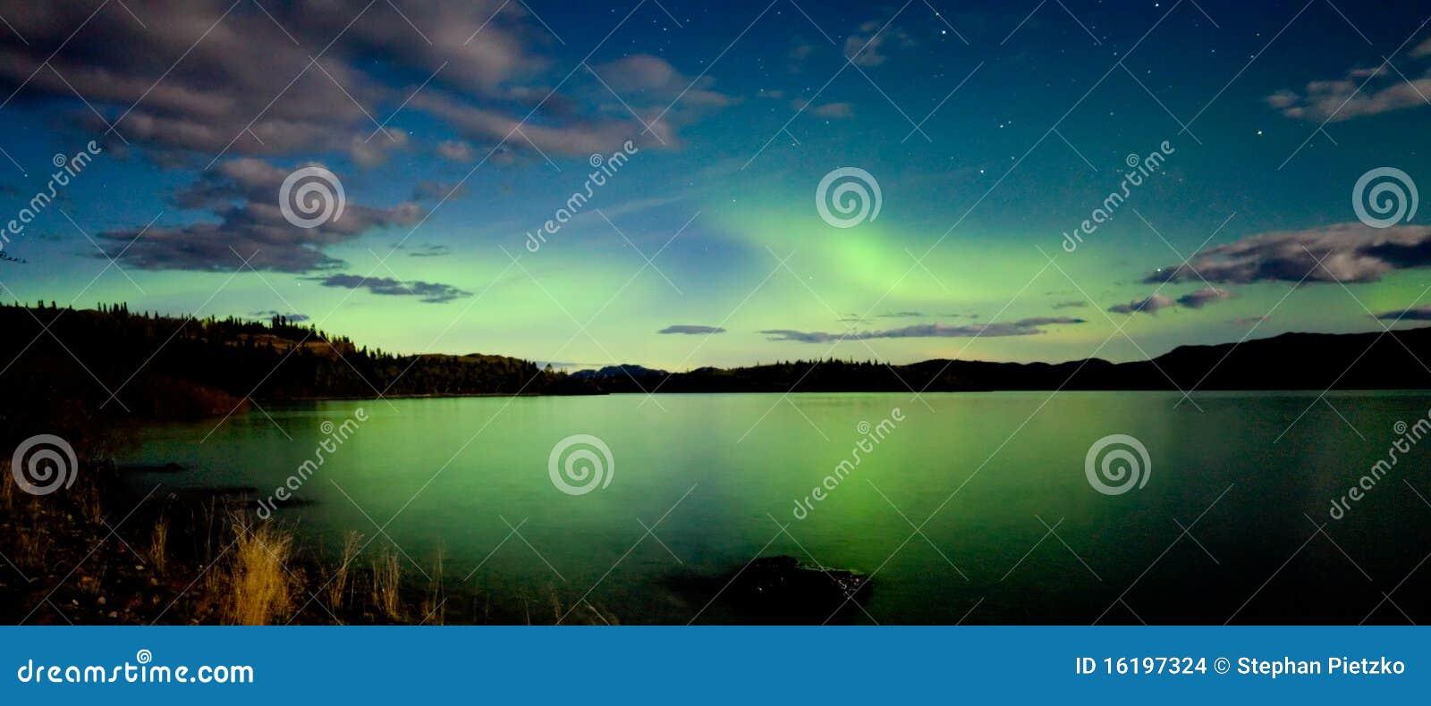 Παρουσίαση borealis αυγής (βόρεια φω τα)