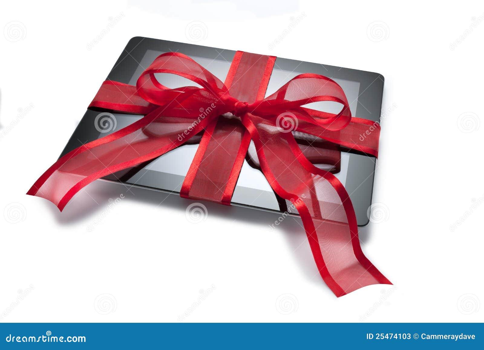 παρόν δώρων Χριστουγέννων ipad
