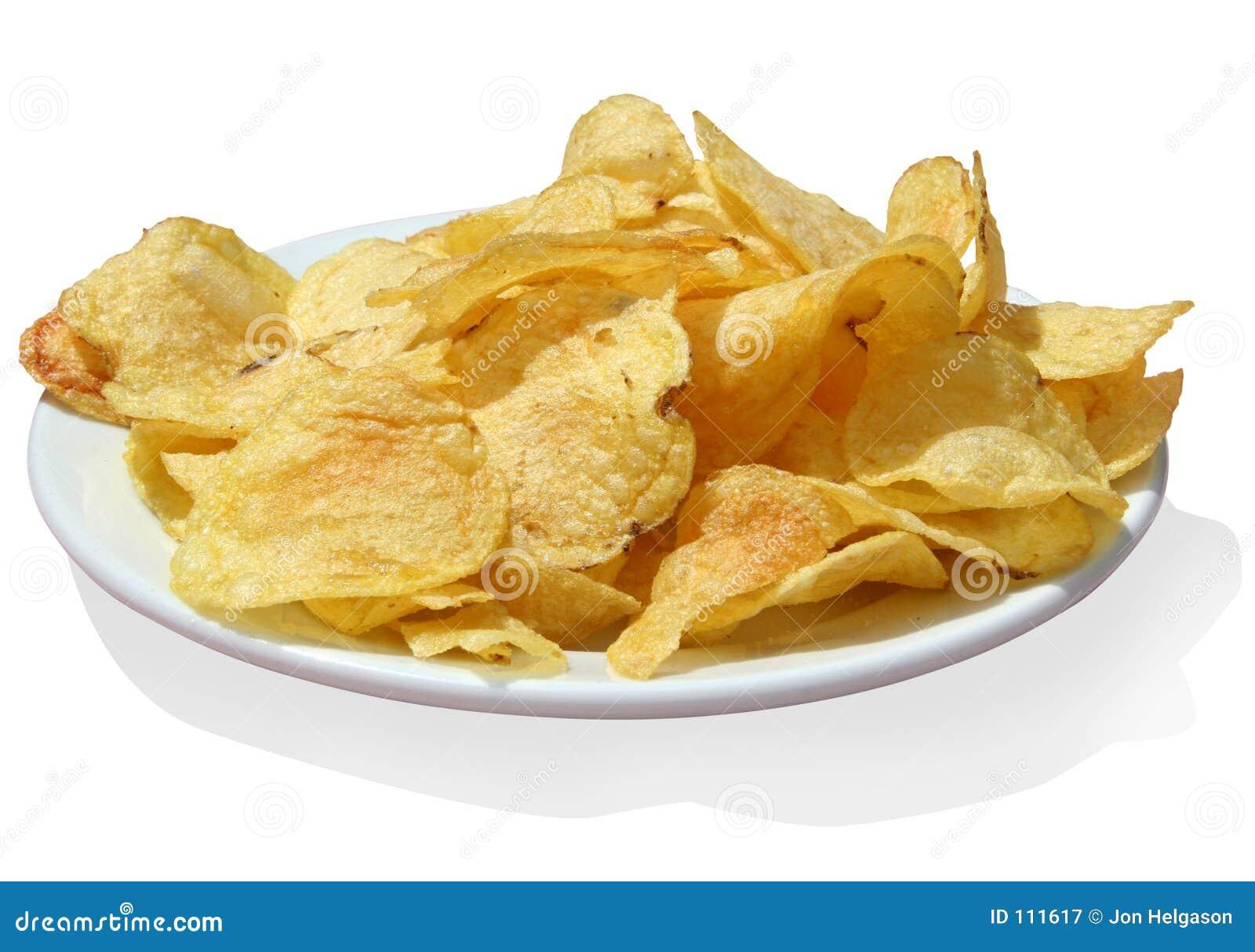 πατάτα W μονοπατιών τσιπ