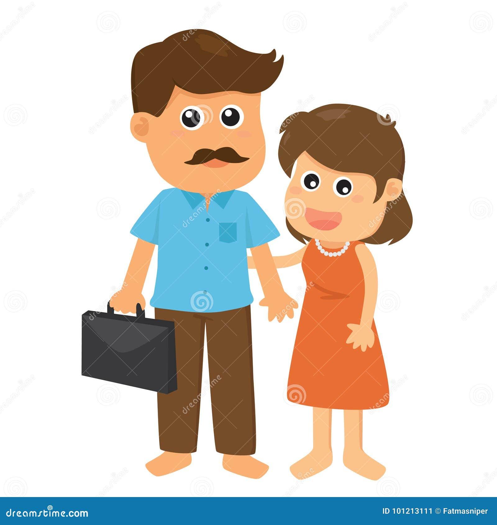 Πατέρας και μητέρα