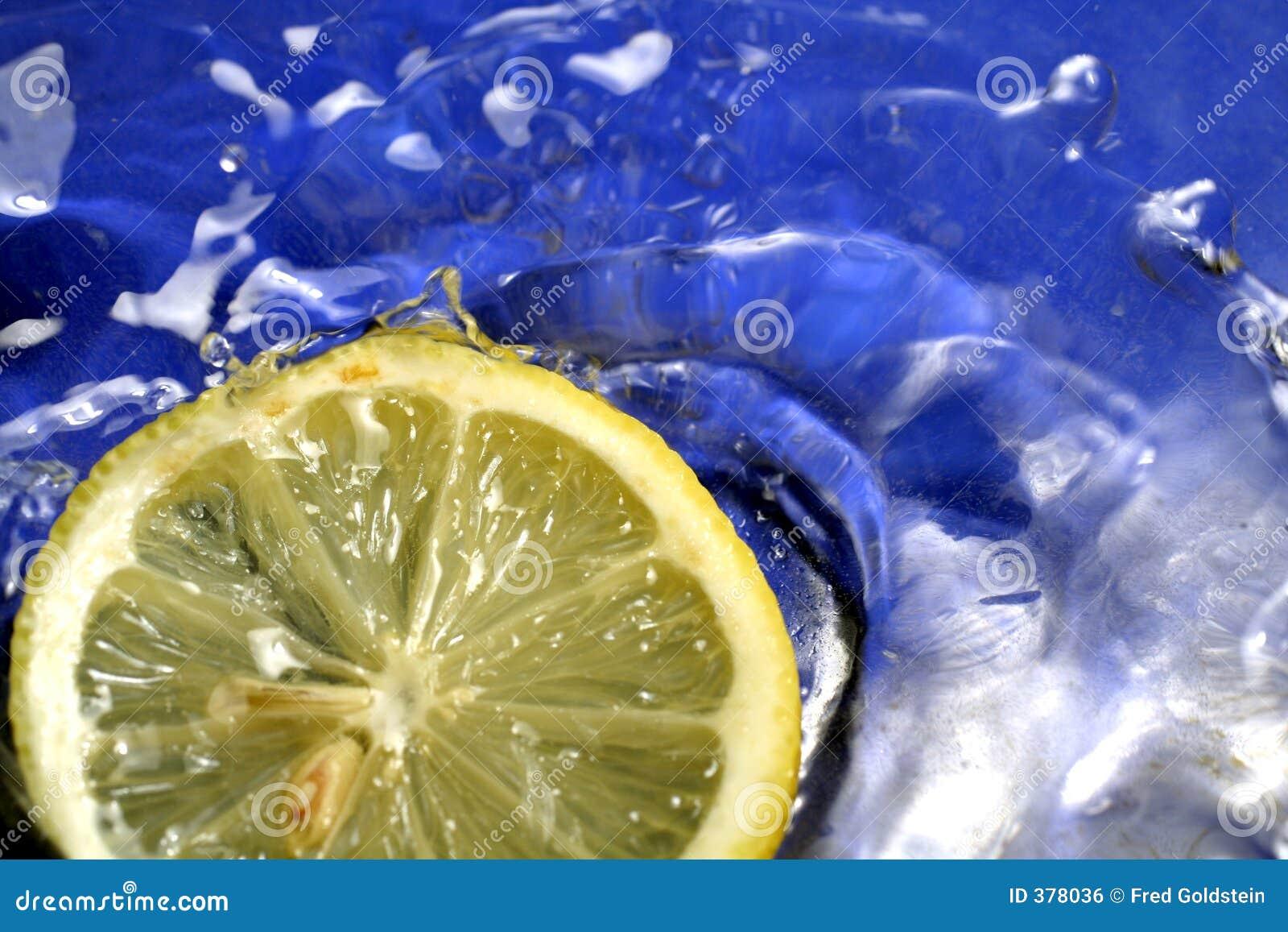 παφλασμός λεμονιών