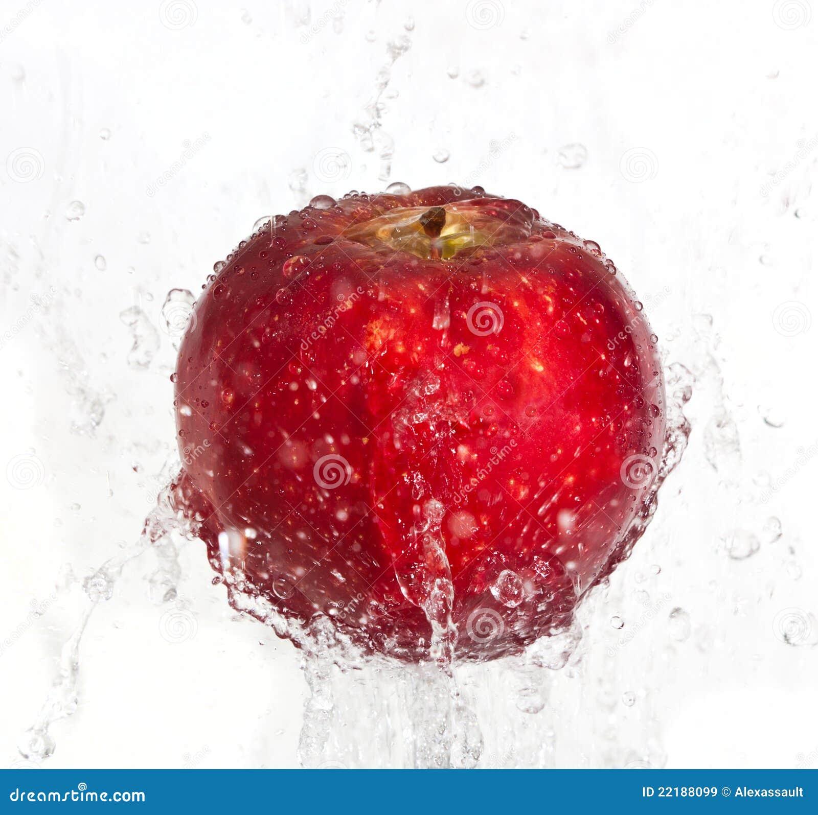 παφλασμός μήλων