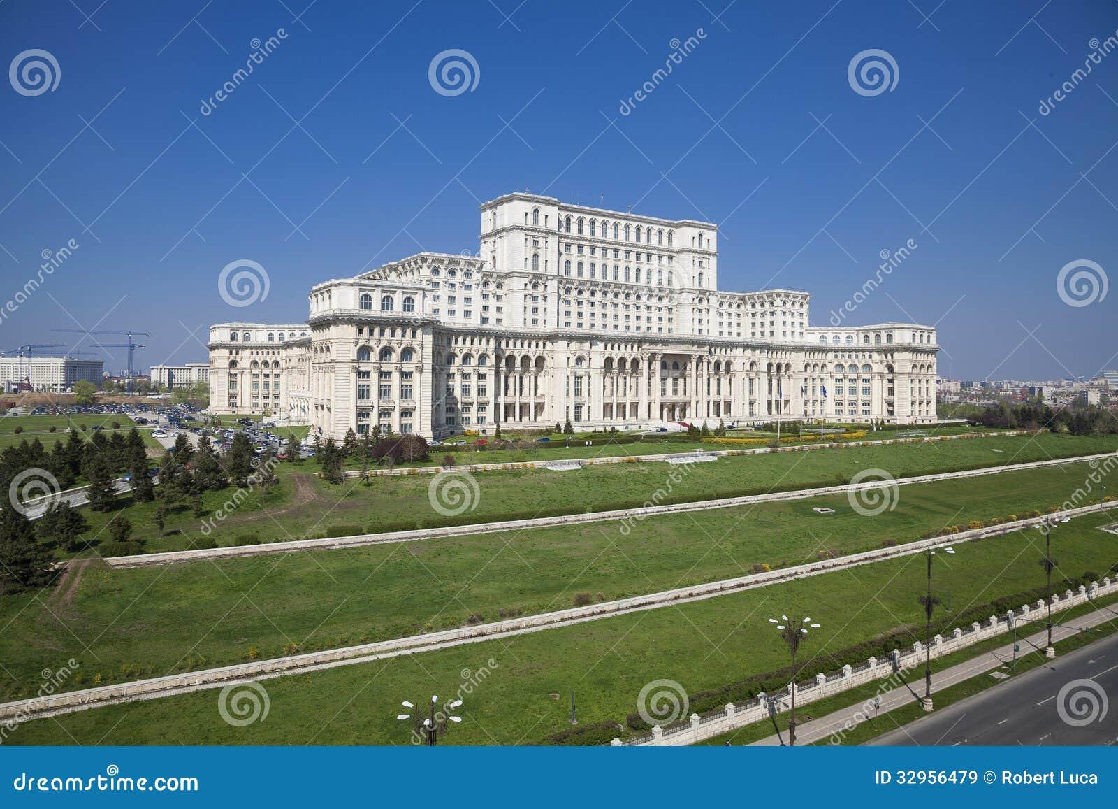 Παλάτι Βουκουρέστι του Κοινοβουλίου