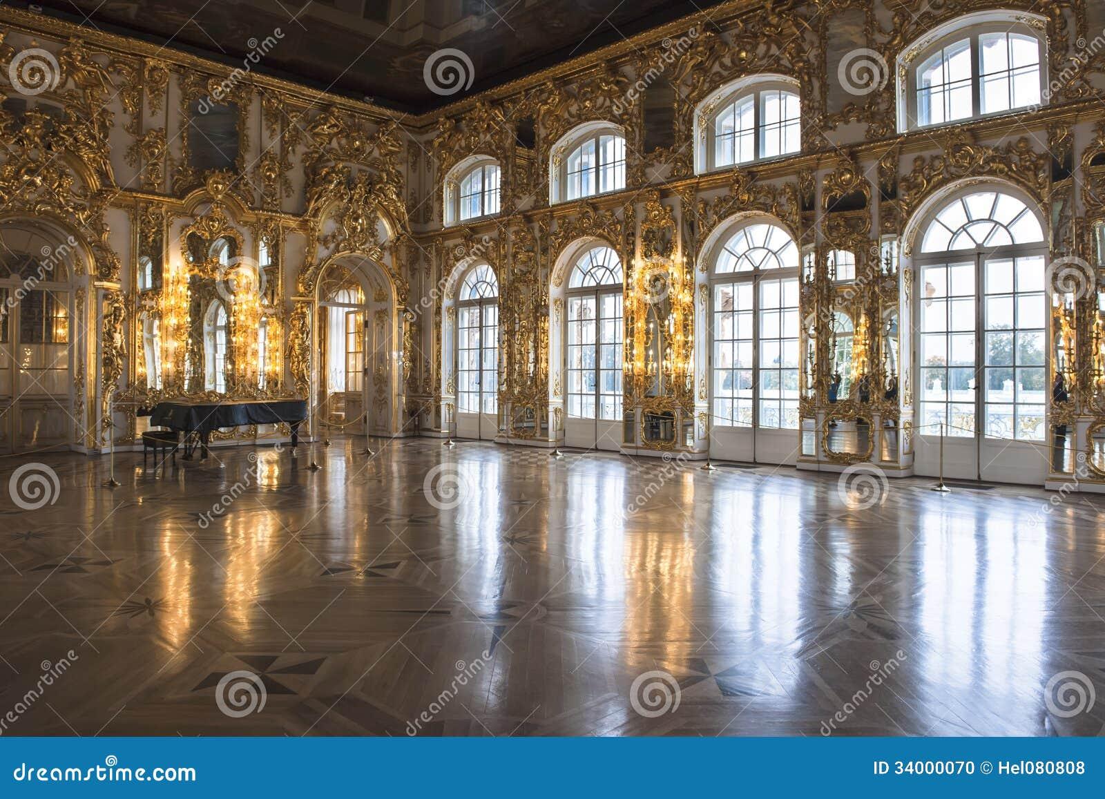 Παλάτι της Catherine αιθουσών χορού, Αγία Πετρούπολη