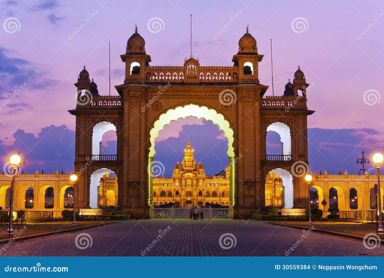 Παλάτι του Mysore