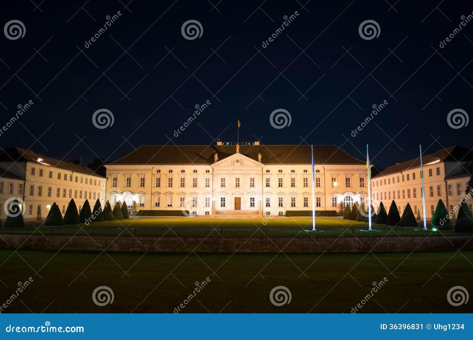 Παλάτι Bellevue, Βερολίνο